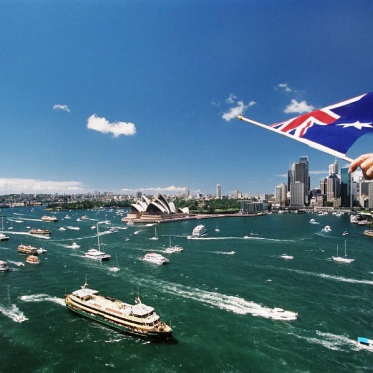 Australia #1045