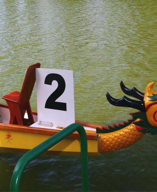 Sárkányhajó Fesztivál,Szombathely