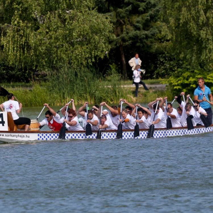 Sárkányhajó Fesztivál,Szombathely #2007