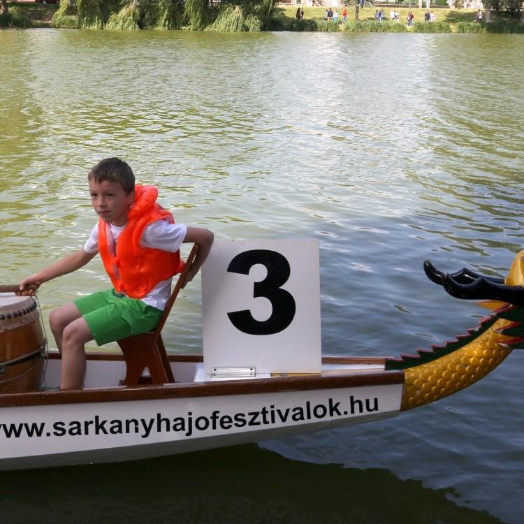 Sárkányhajó Fesztivál,Szombathely #2009