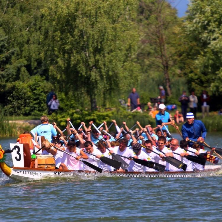 Sárkányhajó Fesztivál,Szombathely #2011