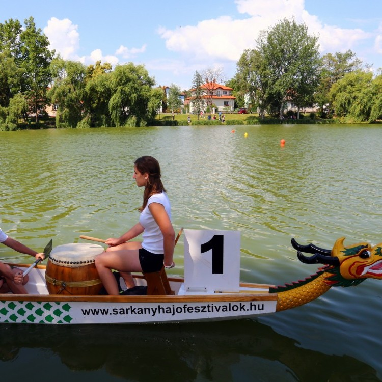 Sárkányhajó Fesztivál,Szombathely #2012