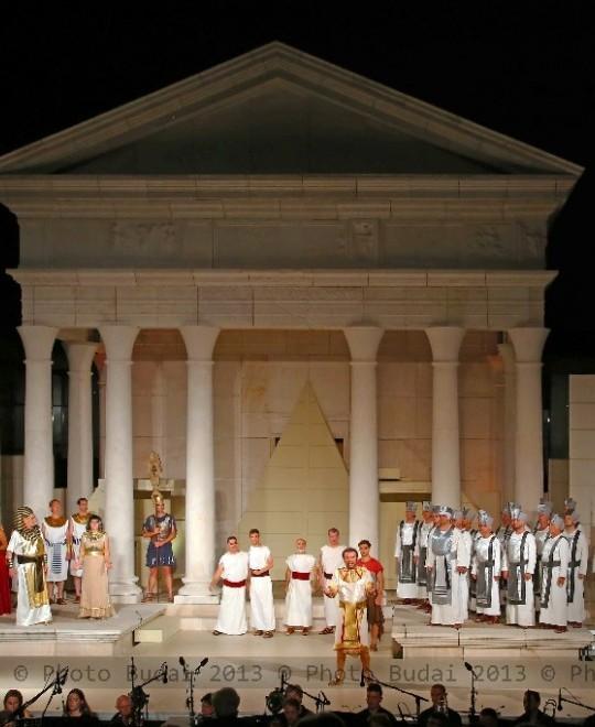 G.Verdi: AIDA  Szombathely  Iseum