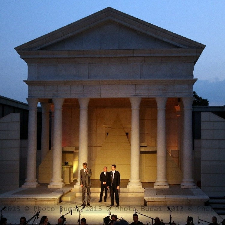 G.Verdi: AIDA  Szombathely  Iseum #2184