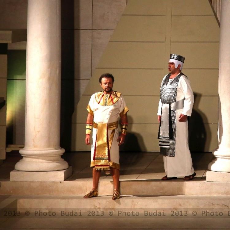 G.Verdi: AIDA  Szombathely  Iseum #2187