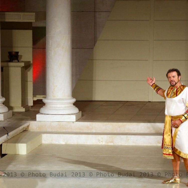 G.Verdi: AIDA  Szombathely  Iseum #2188