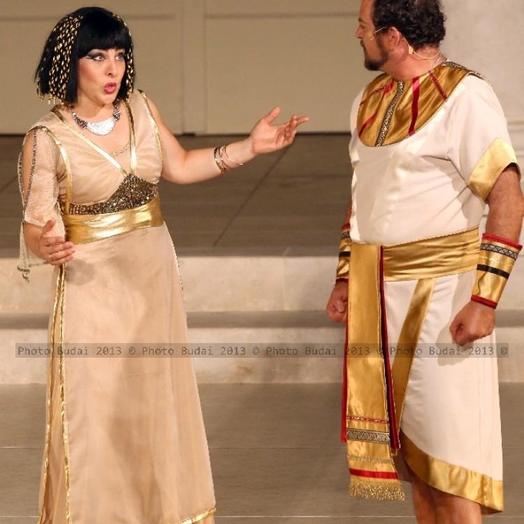 G.Verdi: AIDA  Szombathely  Iseum #2189