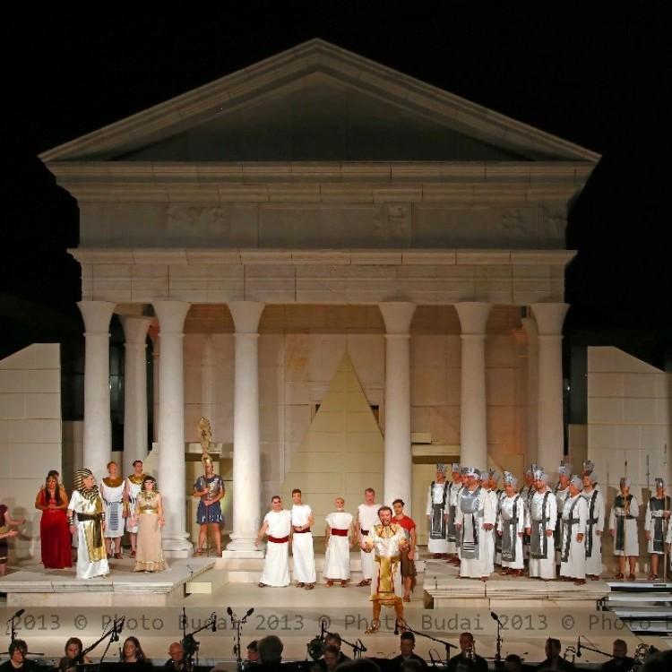 G.Verdi: AIDA  Szombathely  Iseum #2194