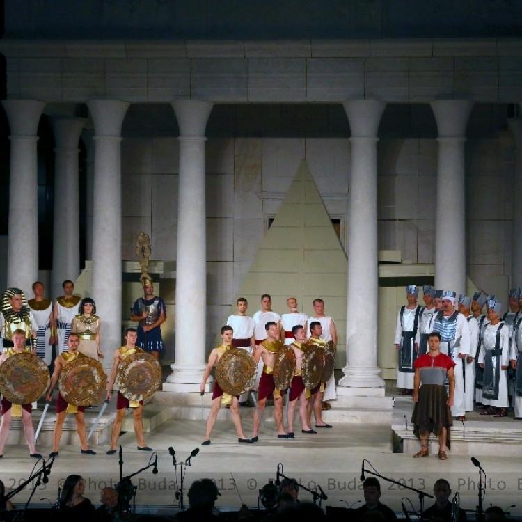 G.Verdi: AIDA  Szombathely  Iseum #2195