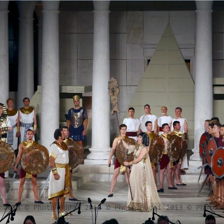 G.Verdi: AIDA  Szombathely  Iseum #2197