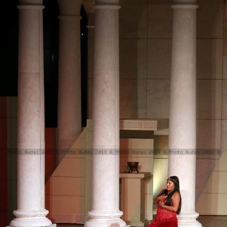 G.Verdi: AIDA  Szombathely  Iseum #2201