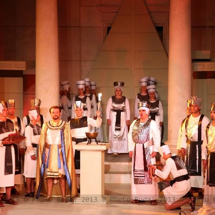 G.Verdi: AIDA  Szombathely  Iseum #2202