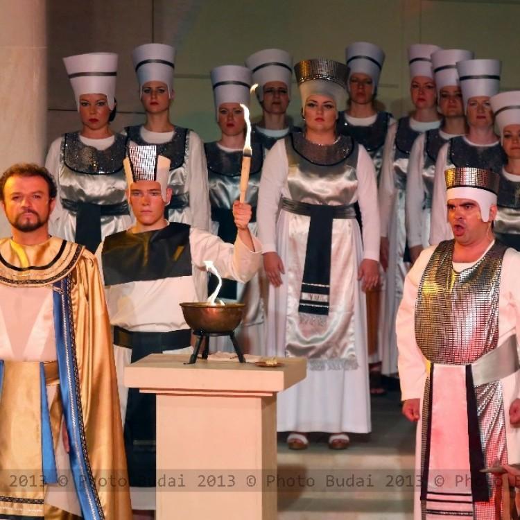 G.Verdi: AIDA  Szombathely  Iseum #2203