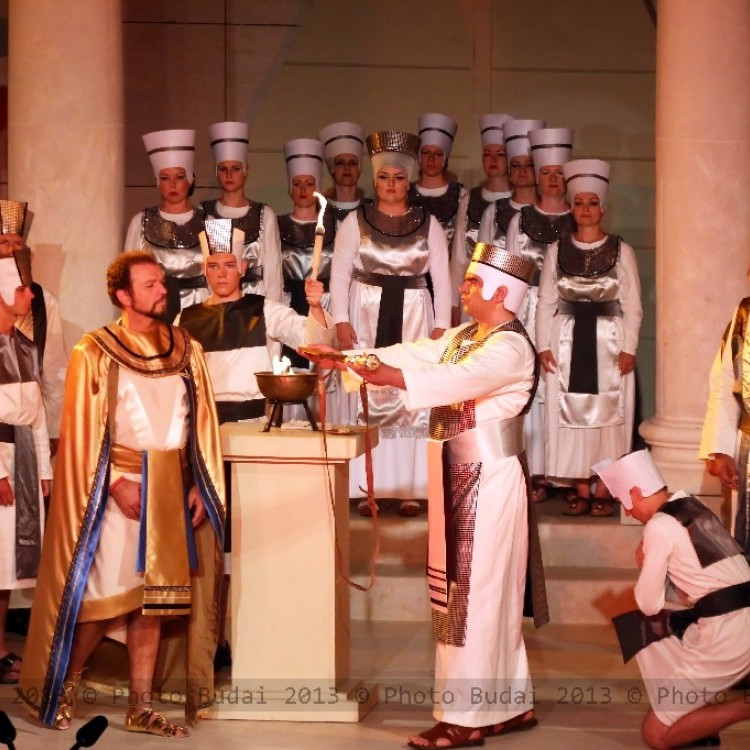 G.Verdi: AIDA  Szombathely  Iseum #2204