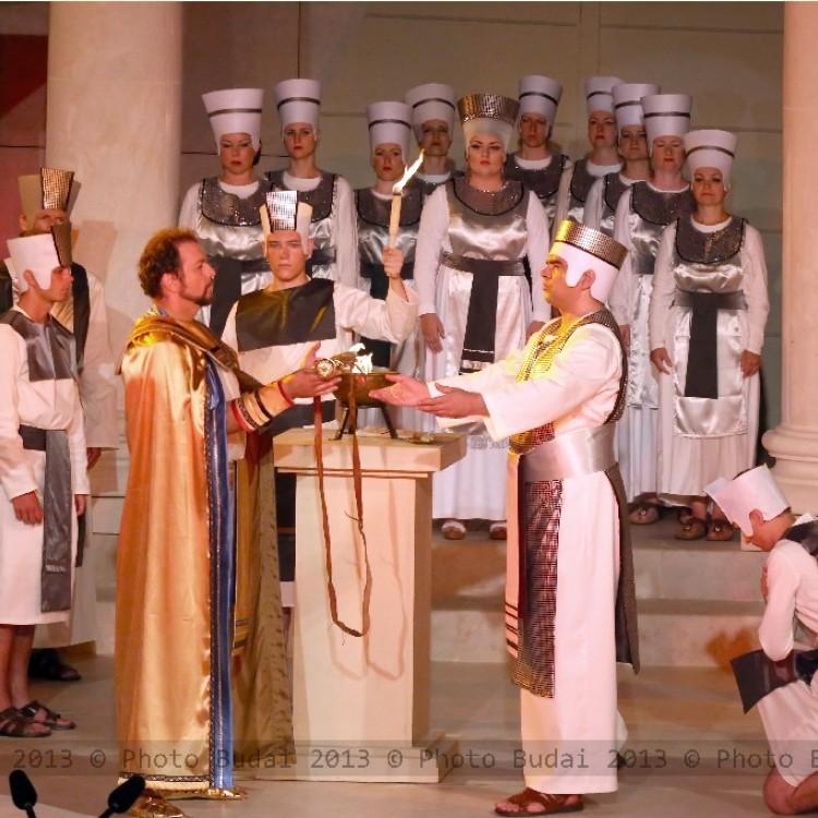 G.Verdi: AIDA  Szombathely  Iseum #2205