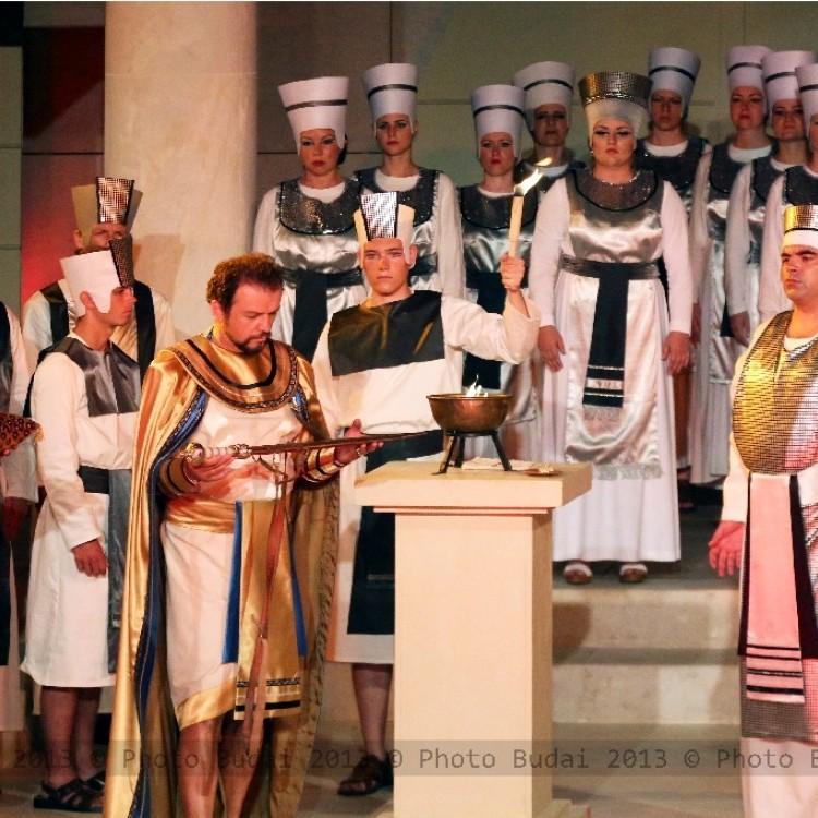 G.Verdi: AIDA  Szombathely  Iseum #2206