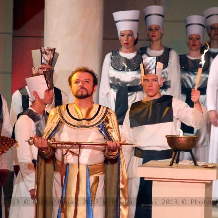 G.Verdi: AIDA  Szombathely  Iseum #2207