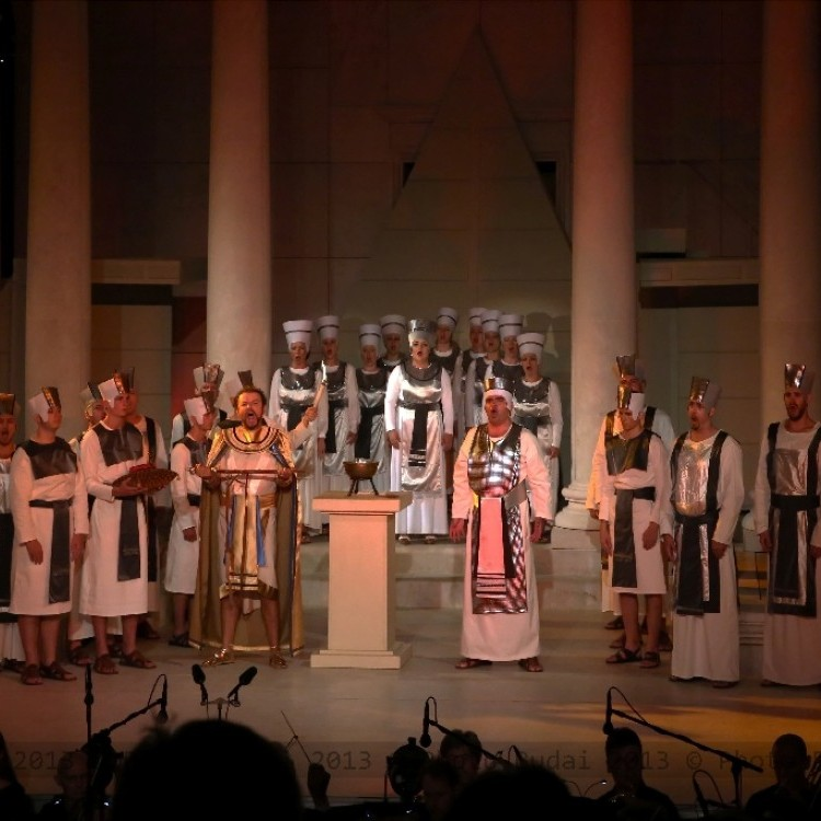 G.Verdi: AIDA  Szombathely  Iseum #2208