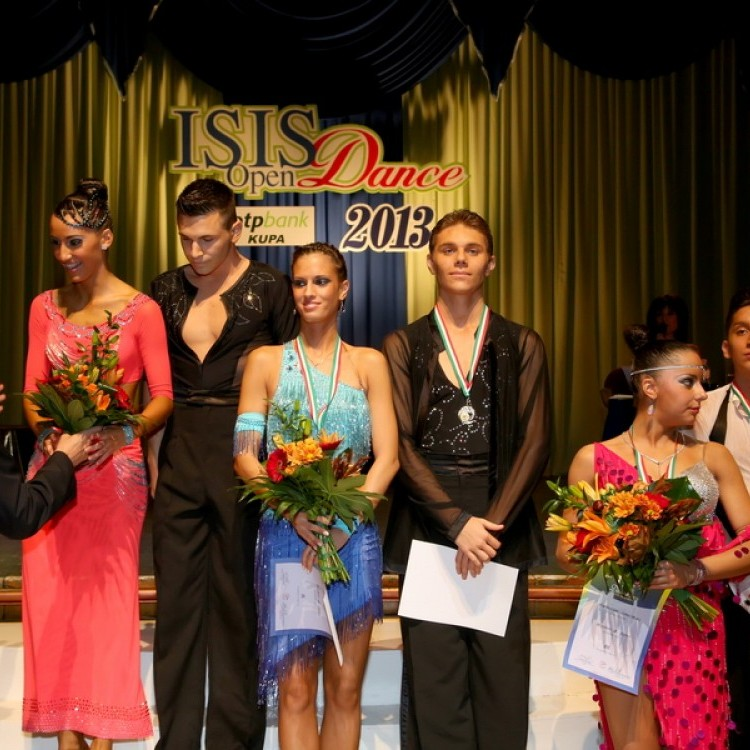 ISIS Dance 2013 #3186