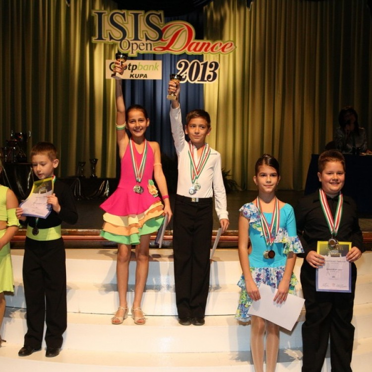ISIS Dance OTP Kupa 2013 #3292