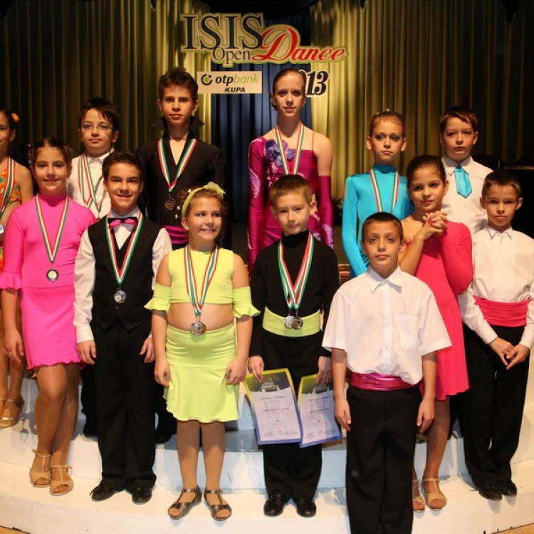 ISIS Dance OTP Kupa 2013 #3304