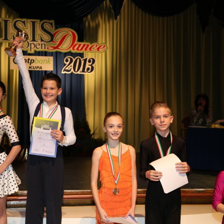 ISIS Dance OTP Kupa 2013 #3423