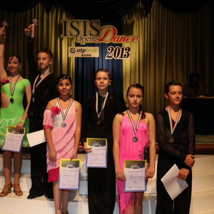 ISIS Dance OTP Kupa 2013 #3428