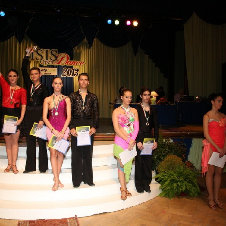 ISIS Dance OTP Kupa 2013 #3433