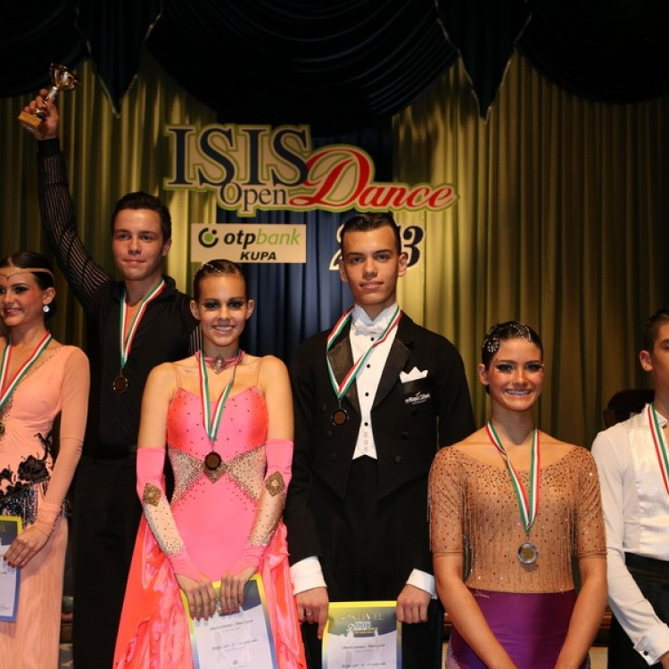ISIS Dance OTP Kupa 2013 #3440