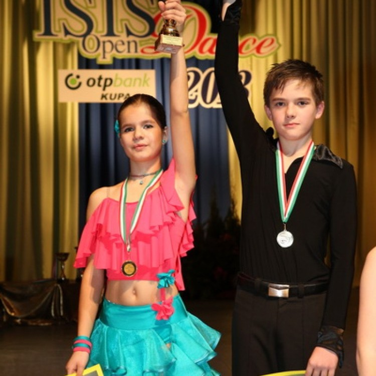 ISIS Dance OTP Kupa 2013 #3460