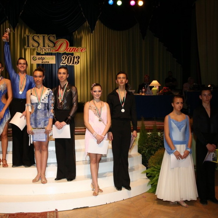 ISIS Dance OTP Kupa 2013 #3466