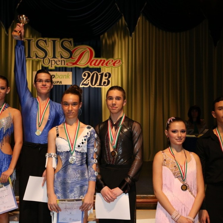 ISIS Dance OTP Kupa 2013 #3467