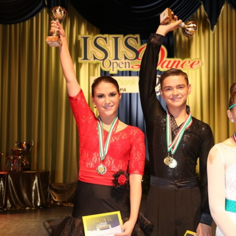 ISIS Dance OTP Kupa 2013 #3476