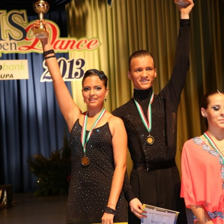 ISIS Dance OTP Kupa 2013 #3479