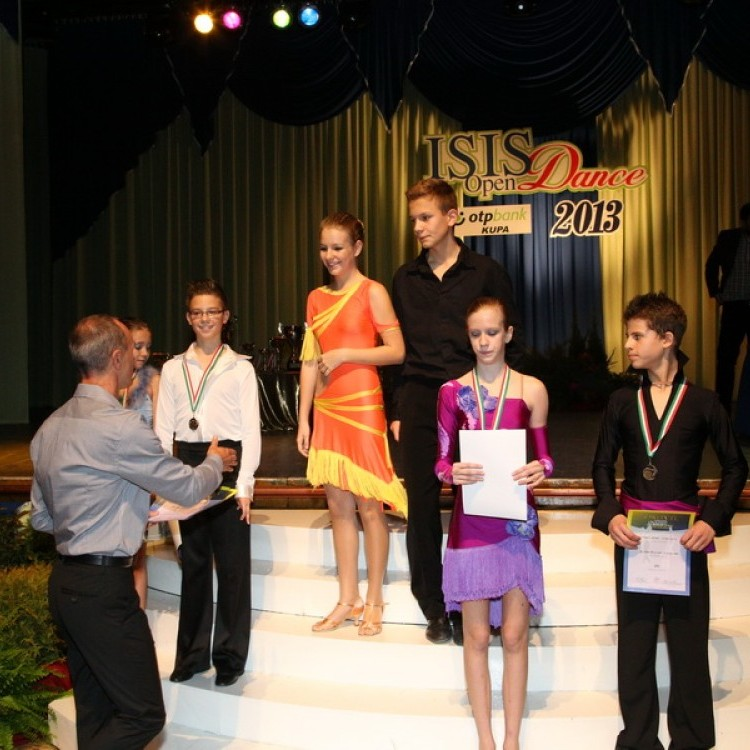 ISIS Dance, Eredményhirdetés #3674