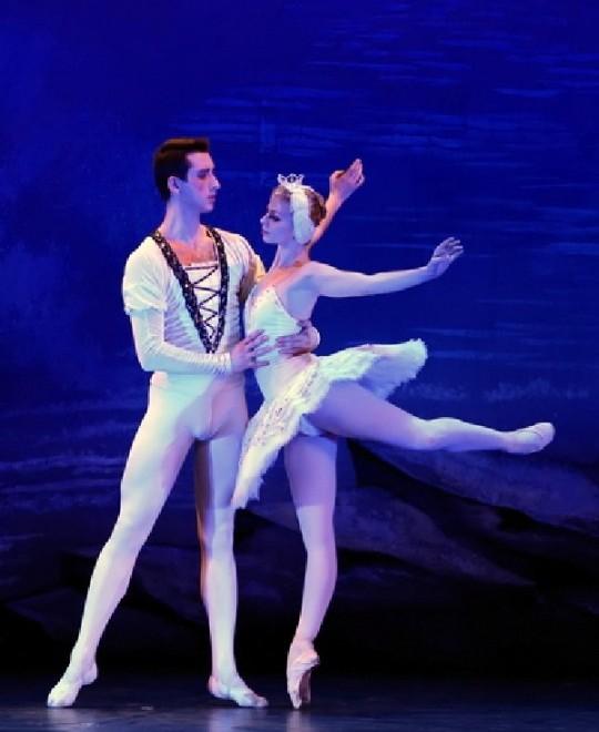 HATTYÚK TAVA  Kijev  City balett