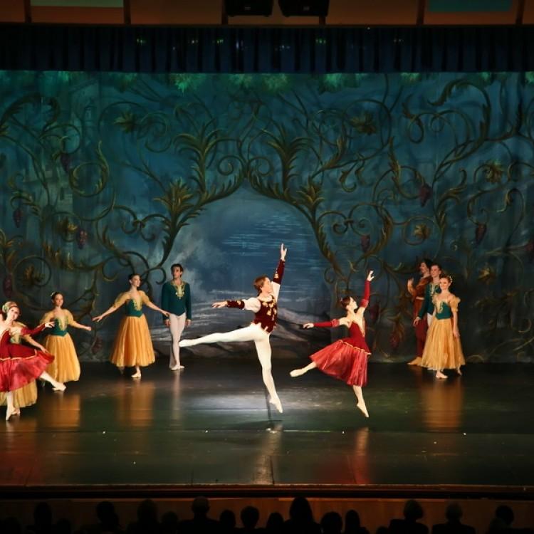 HATTYÚK TAVA  Kijev  City balett #3971