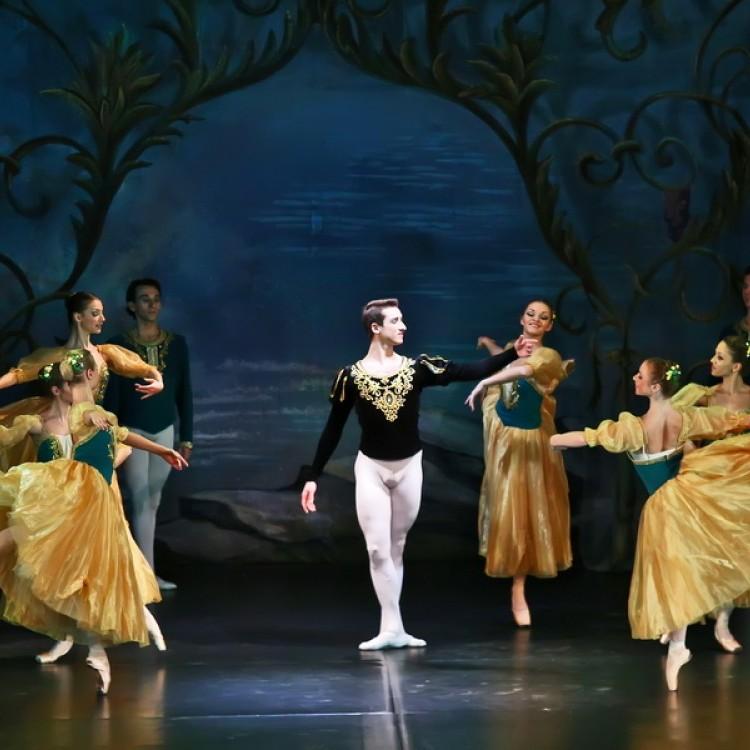 HATTYÚK TAVA  Kijev  City balett #3972