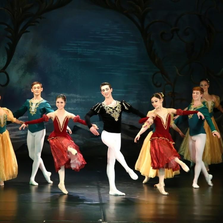 HATTYÚK TAVA  Kijev  City balett #3973