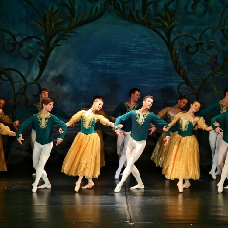 HATTYÚK TAVA  Kijev  City balett #3974