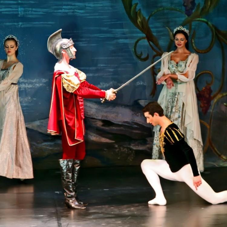 HATTYÚK TAVA  Kijev  City balett #3975