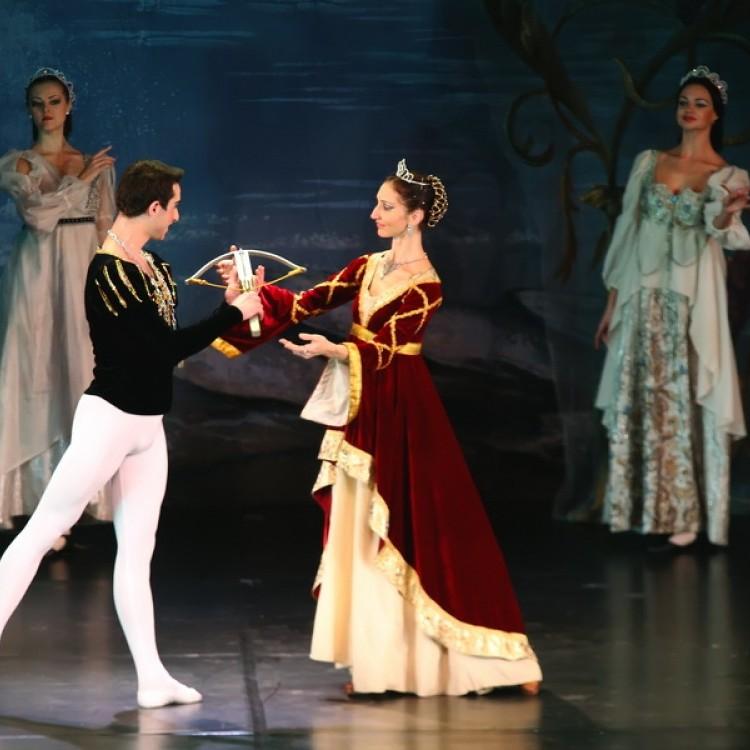 HATTYÚK TAVA  Kijev  City balett #3976