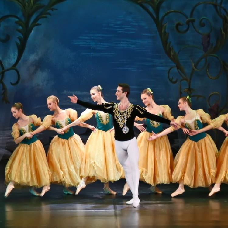 HATTYÚK TAVA  Kijev  City balett #3977