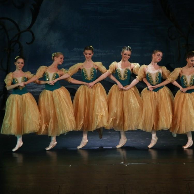 HATTYÚK TAVA  Kijev  City balett #3978