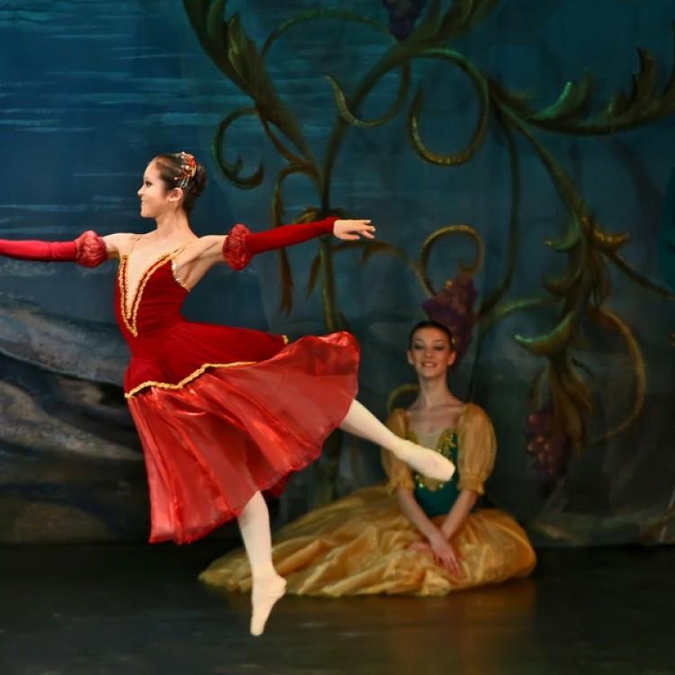 HATTYÚK TAVA  Kijev  City balett #3980