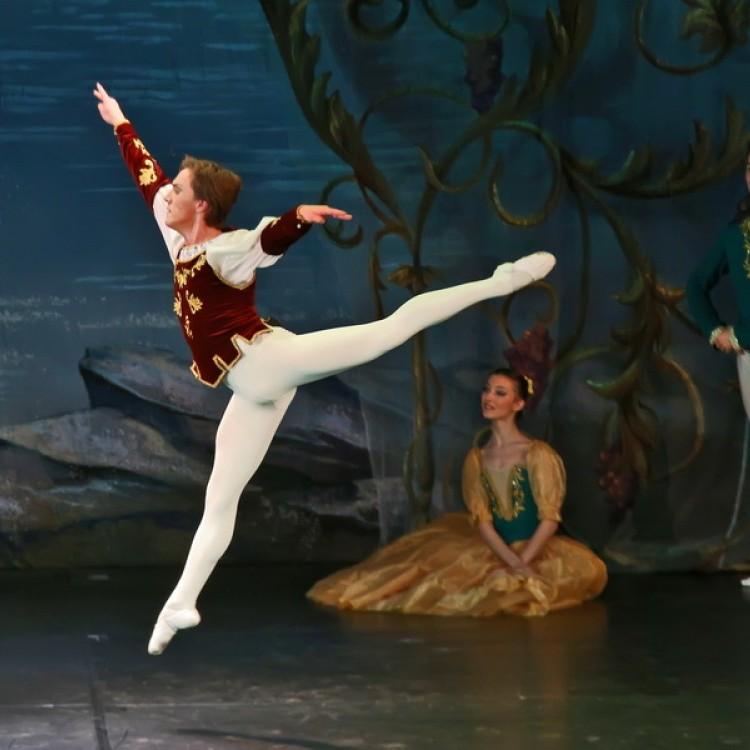 HATTYÚK TAVA  Kijev  City balett #3981