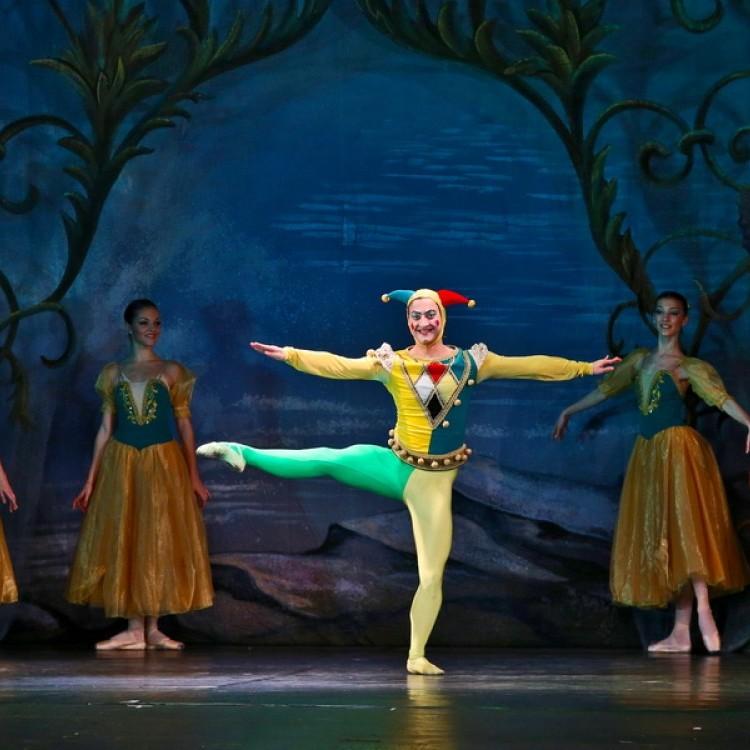 HATTYÚK TAVA  Kijev  City balett #3983
