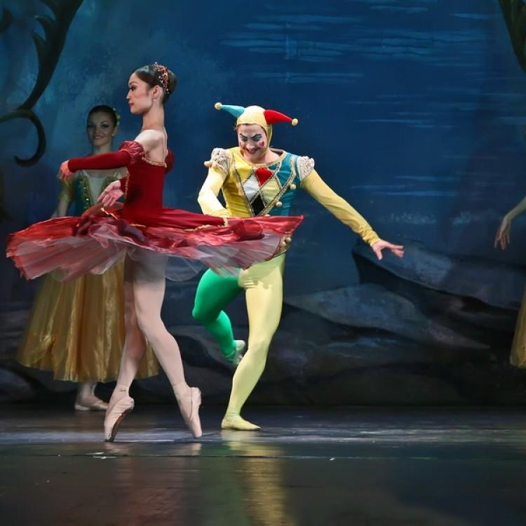 HATTYÚK TAVA  Kijev  City balett #3984
