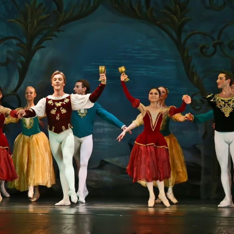 HATTYÚK TAVA  Kijev  City balett #3985