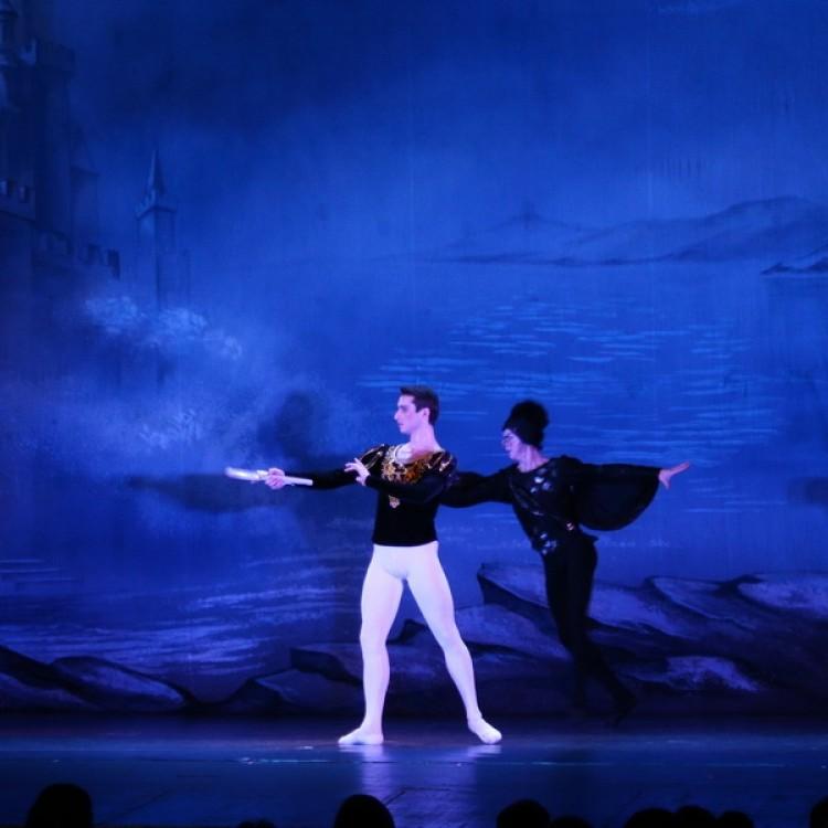 HATTYÚK TAVA  Kijev  City balett #3990